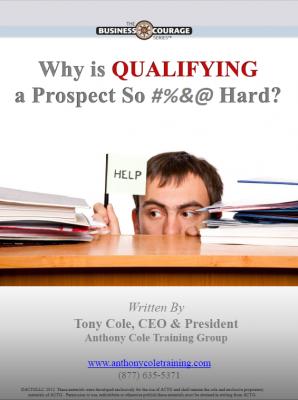 Tony  Cole Publication