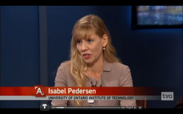 Photo of Isabel Pedersen, PhD