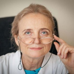 Profile picture for Prof. Maria Barcikowska