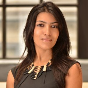 Leila Janah - Samasource. San Francisco, CA, US