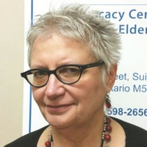 Ms. Judith Wahl - Advocacy Centre for the Elderly (ACE). Toronto, ON, CA