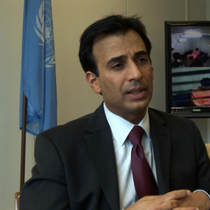 Mr. Craig Mokhiber - Office of the High Commissioner for Human Rights (UNHCHR). Geneva, , CH