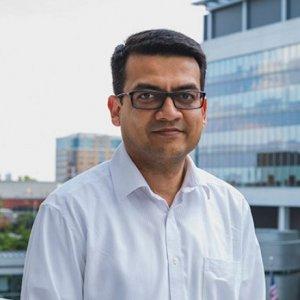 Profile picture for Bimbisar Desai, Ph.D.