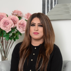 Profile picture for Dr Amreen Bashir