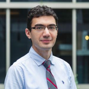 Profile picture for Ahmet Sonmez, Ph.D.