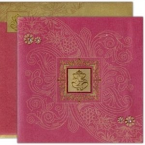 Readi Print - Indian Wedding Card. Jaipur, Rajasthan, IN