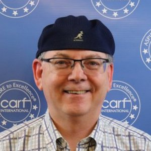 Jed Johnson - CARF International. Washington, DC, US