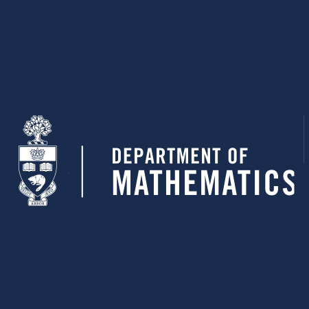 University of Toronto, Department of Mathematics