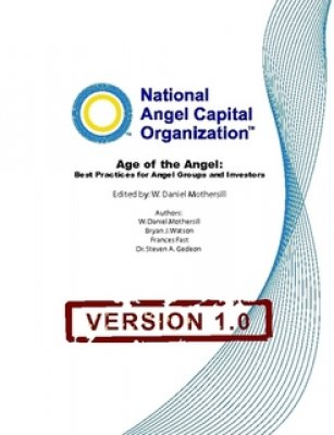 Bryan Watson, author of Age of the Angel: Best Practices for Angel Groups and Investors