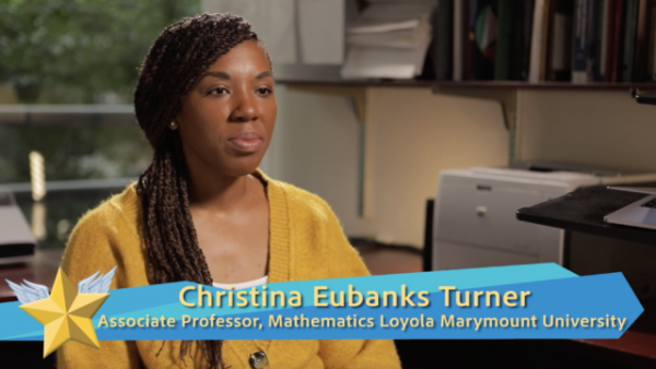 Image for media appearances on Episode 21: Christina Eubanks-Turner - SheHeroes