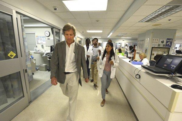 Image for media appearances on Dean named for Medical College