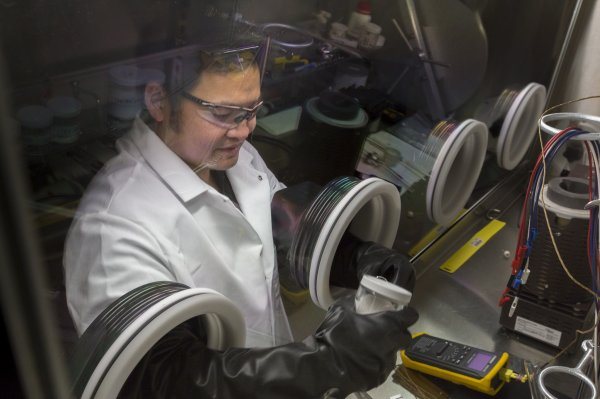 Image for media appearances on VCU's nuclear engineering program marks 10th anniversary