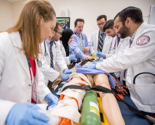 Michael J. Reilly,  Dr.P.H., M.P.H., NREMT-P, CEM Photo