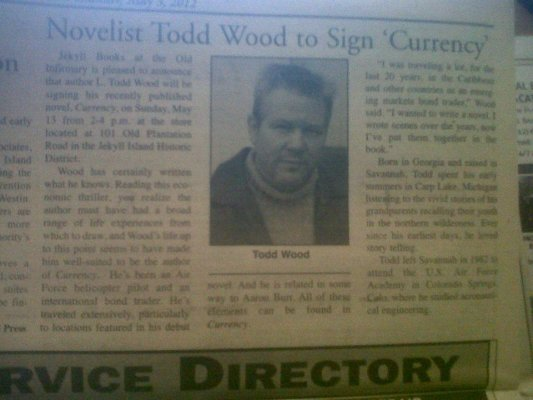 L. Todd Wood Photo