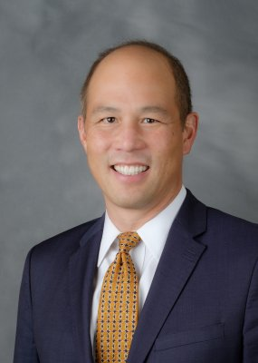 Wake Forest Vice President Andy Chan.