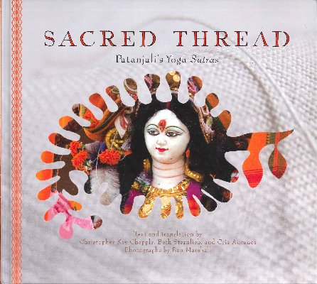 Image for publication on Sacred Thread: Patanjali's Yoga Sutras