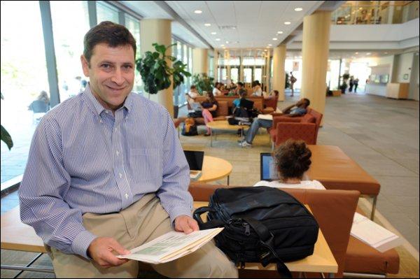 Daniel Gitterman, Ph.D. Photo