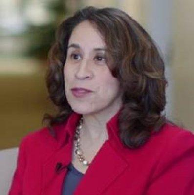 Patricia Martinez, Ph.D. Photo
