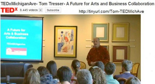 Tom Tresser Media Appearance