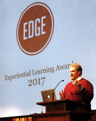 Experiential Learning Award for the SUU EDGE Program
