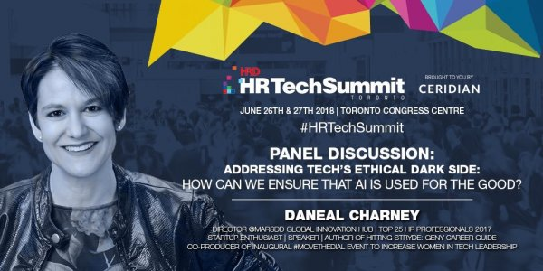 HR tech summit 2018