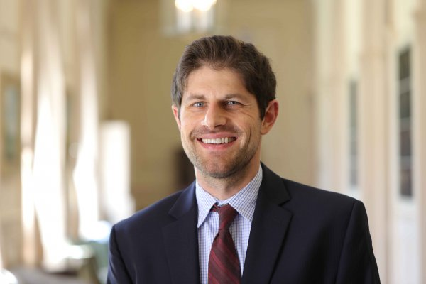 Matthew Andersson, Ph.D., sociology, Baylor University