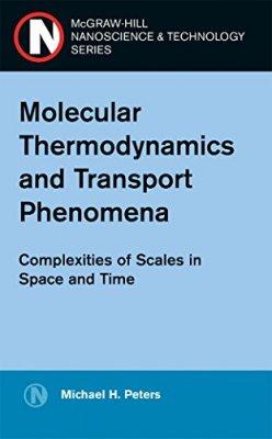 Image for publication on Molecular Thermodynamics and Transport Phenomena