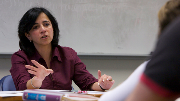 Dr. Comila Shahani-Denning Named Secretary of the NY Metropolitan Assoc. of Applied Psychology