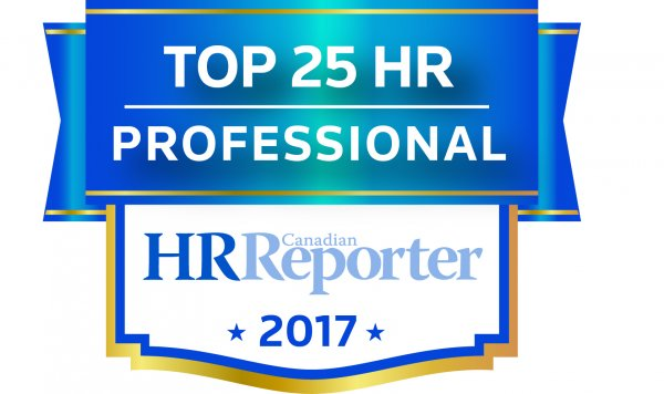 Top 25 HR Professional - HR Reporter 2017