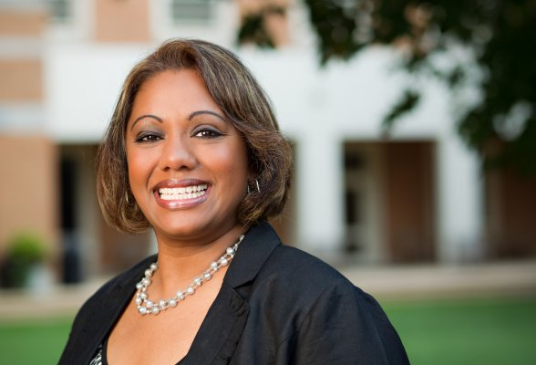 Mercy Eyadiel, Executive Director of Employer Relations at Wake Forest University.