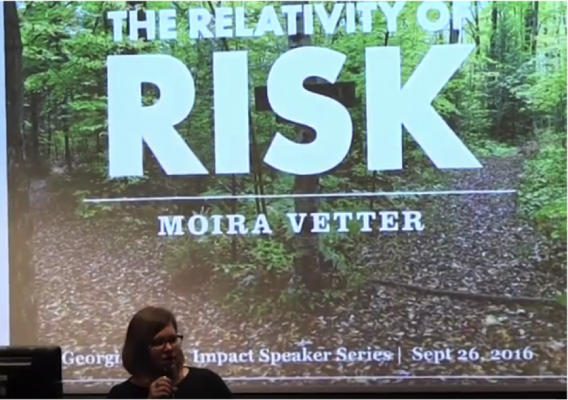 Moira Vetter - The Relativity of Risk