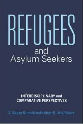 Book Cover-Refugees & Asylum Seekers