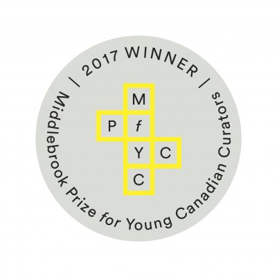 Middlebrook Prize 2017 Badge