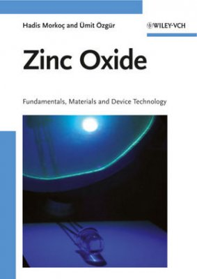 Image for publication on Zinc Oxide: Fundamentals, Materials and Device Technology