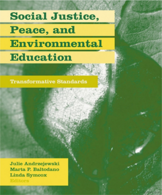 Image for publication on Social Justice, Peace, and Enviormental Education