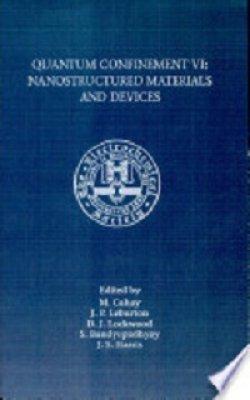 Image for publication on Quantum Confinement VI