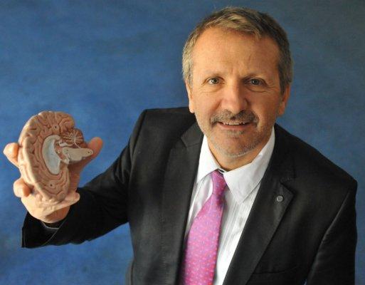 Christophe Morin, PhD Photo